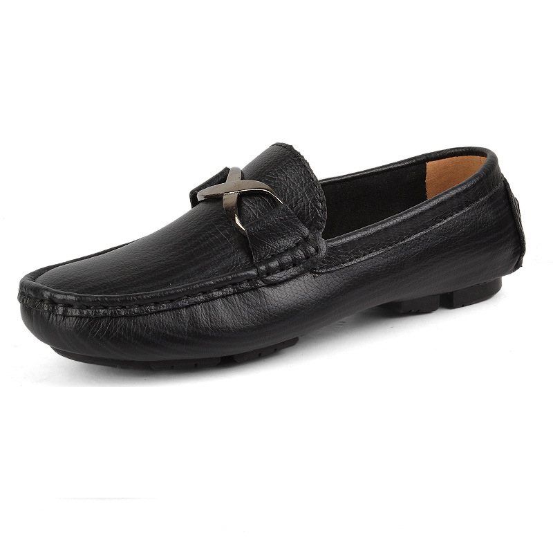 handmade genuine leather s flat shoes comfortable
