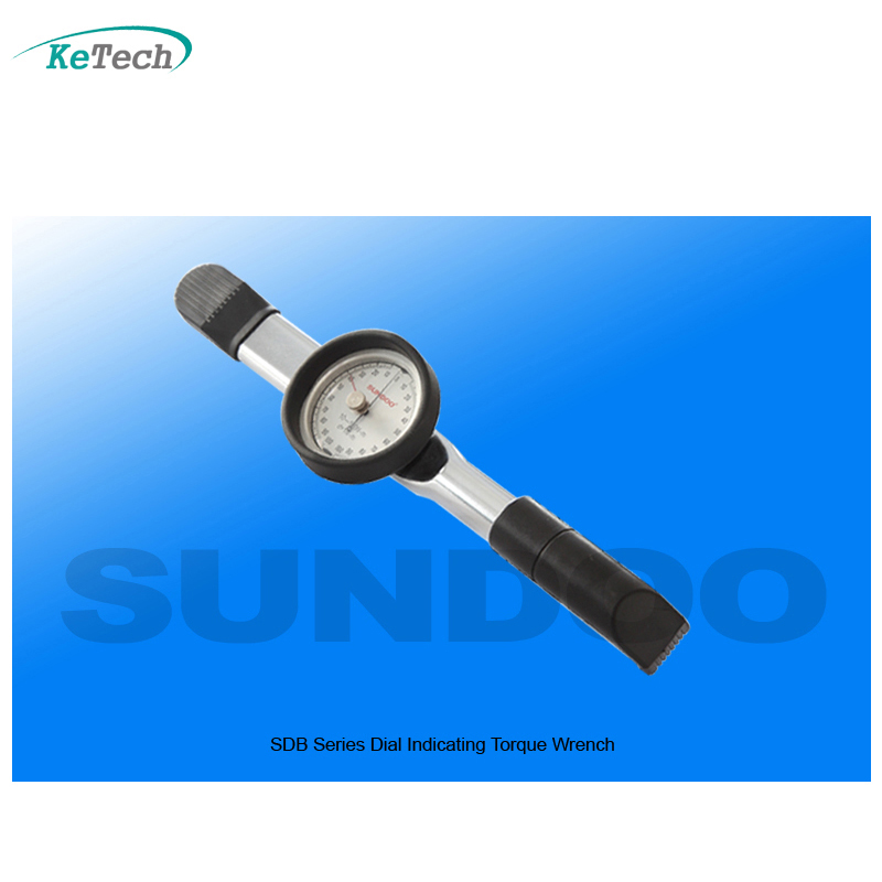 Sundoo SDB-20 2-20N.m Portable Indicating Dial Torque Wrench(China (Mainland))