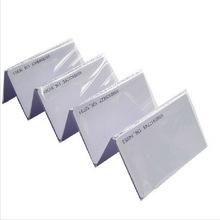 10 pz lot rfid ncf tag 125 khz em4100 carte d'identità duplicatore porta access control entry carta di em di tocco di memoria t5577 sticker ibutton  (China (Mainland))