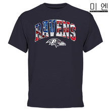 Men's Joe Trent Flacco Richardson Mike Terrell Ray Wallace Suggs Lewis 2016 Banner Wave T-Shirts!(China (Mainland))