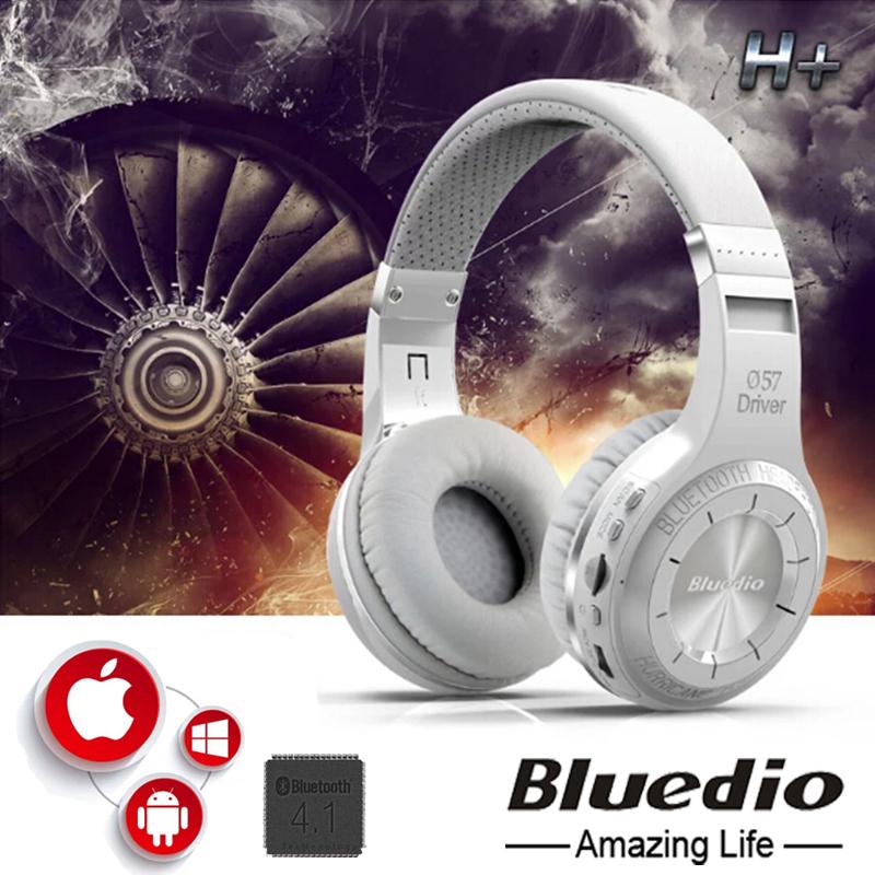 Наушники Bluedio H +