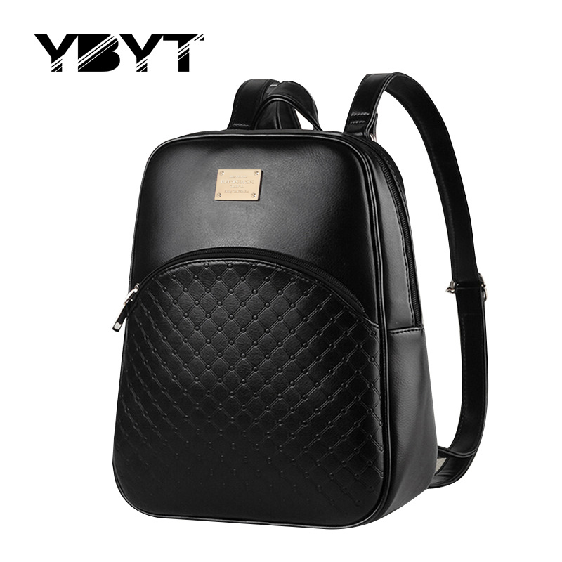 vintage casual new style leather school bags hotsale women candy clutch ofertas famous designer brand backpack - Little monkey Store store