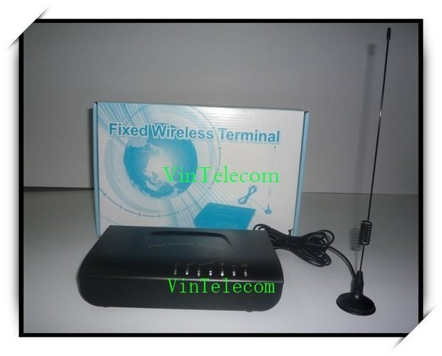 GSM Gateway / FCT / fixed cellular terminal VIN-G20  FWT with rechargeable battery - HOT