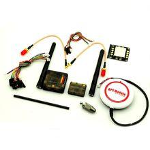 CC3D Revolution Flight Controller & OPLINK MINI & M8N GPS & Distribution Board