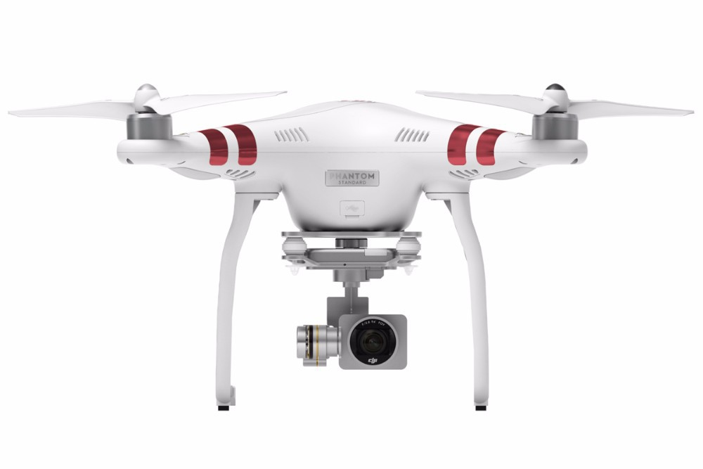 Freeshipping Original DJI Phantom 3 Standard High Quality FPV Camera Drone RC Helicopter with 2.7K HD Camera and 3-Axis Gimbal(China (Mainland))