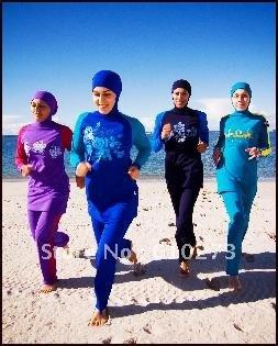 fashion new arrivals women muslim swimwearОдежда и ак�е��уары<br><br><br>Aliexpress