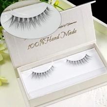 High-grade crystal transparent terrier 3D multilayer SJ -5 very soft natural thick false eyelash cross eyelash