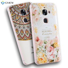 Buy High Soft Ultra Thin TPU 3D Relief Painting Back Cover Case Letv LeEco Le 2 X620 Le2 Pro Phone Bag Coque for $3.89 in AliExpress store