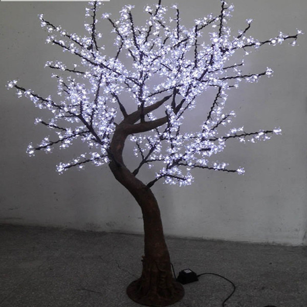 LED tree light 1.8meter LED Cherry blossom lights Tree for wedding decoration(China (Mainland))