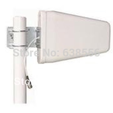 Factory and lowest price (800-2500MHZ)4G lte antenna 4G lte LPDA outdoor huawei lte antenna with 1M cable N female(China (Mainland))