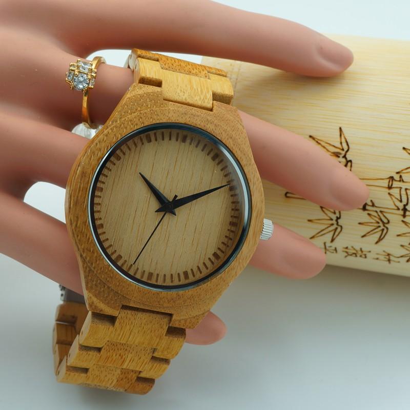 БОБО ПТИЦА D19 Relogio Feminino Мужская Bamboo часы Лучший Бренд роскошные Деревянные Часы Япония 2035 moyia Движение Кварцевые Часы Для подарок