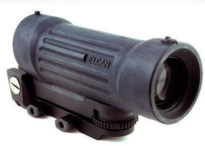 Elcan Non illumilated Tactical Quick Release 3.4X Rifle Scope OS3.4X
