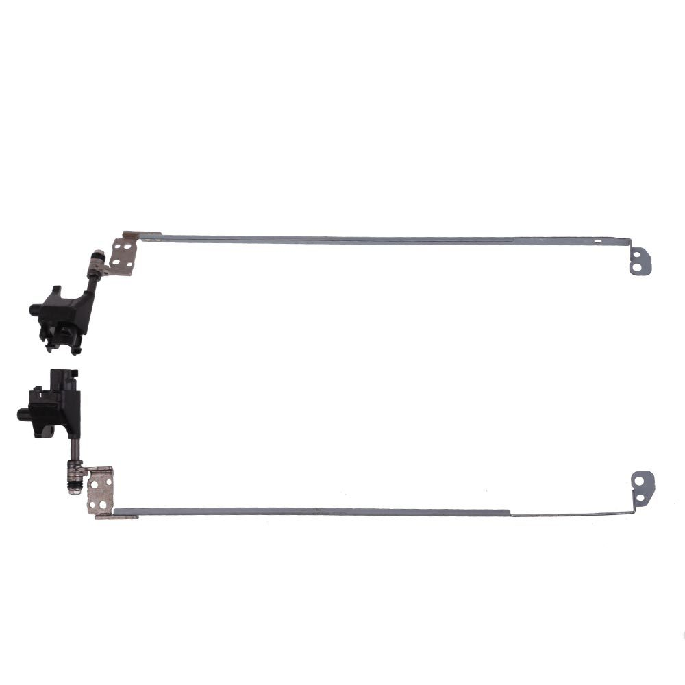 NI5L High Quality New LCD Screen Hinges Pair for Dell Inspiron N5040 N5050 Series Left Right(China (Mainland))