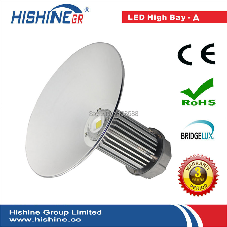 Led High Bay Australia Lampara De Led Lampada LED Factory Light 100W With 3 Years Warranty(China (Mainland))