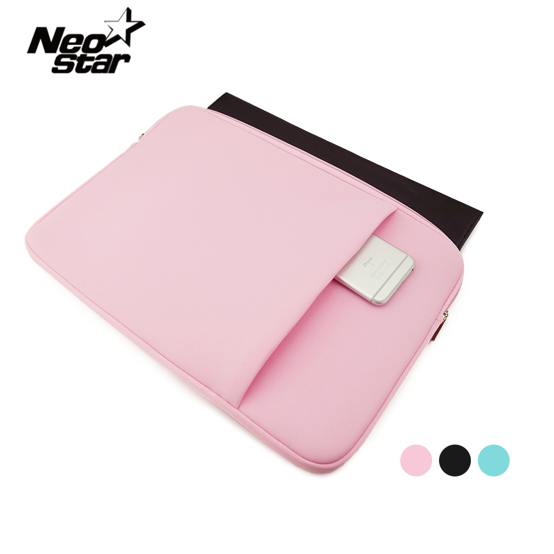 Squishy Laptop Cases : Soft Sleeve Laptop Bag Case For Macbook Air Pro Retina 11 13 15 Zipper Bags For Mac Book Carry ...