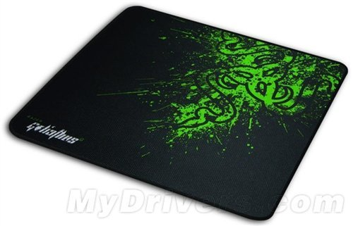 Razer Goliathus medium Mouse pad Competitive games necessary