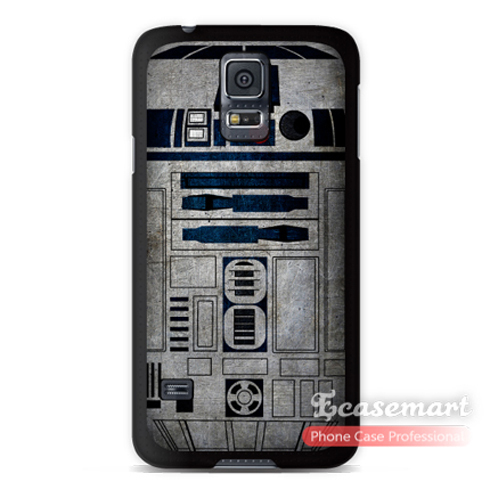 Star Wars R2D2 Robot Cover Case Galaxy S5 S4 s5 mini s4 s3 Note 4 3 Vintage Stylish Matte Phone - Ecasemart store