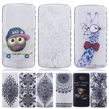 Buy Butterfly Owl Bear Floral Transparent Soft TPU Phone Case LG K5 X220 X220DS Q6 Cover LG K5 Cartoon Silicon Back Cover for $1.41 in AliExpress store
