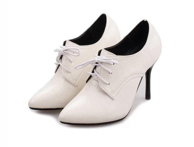 Unique New Arrival 2015 Summer Women ShoesGenuine Leather Women39s Pumps