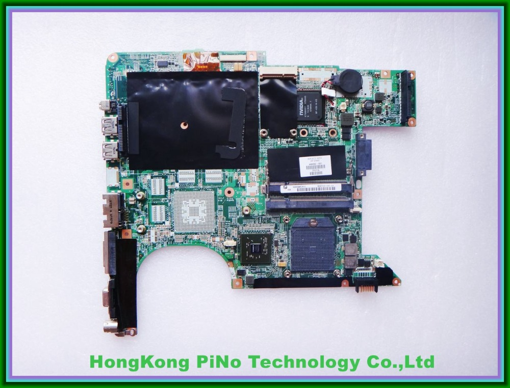 Top Quality For HP PAVILION DV9000 Laptop motherboard 444002-001 Tested Good(China (Mainland))