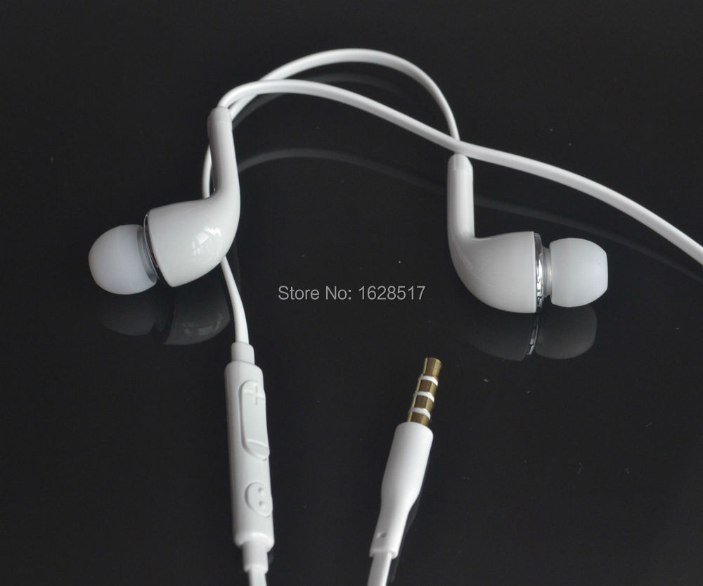 3.5mm In-Ear Headset Earphone Headphone Earbud+Mic Samsung Galaxy SIII S4 S3 - xiaoxiami store