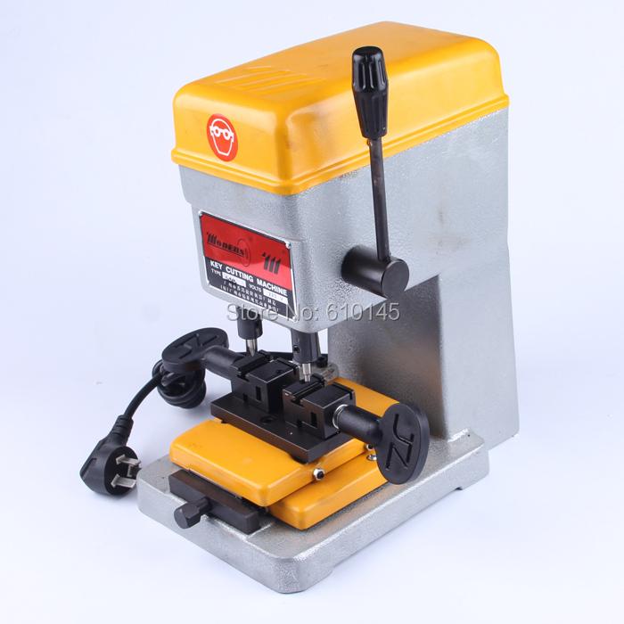 338EA key copy machine 220V Vertical key cutting machine locksmith tools(China (Mainland))