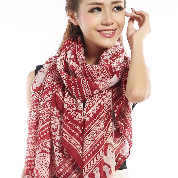 new stylish ethnic style scarf winter fashion shawls