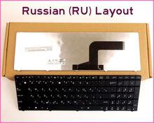 Keyboard RU Russian Version ASUS G72X G72GX G73 G73JH G73J G73SW G73S G73JW Laptop - Shanghai SIWSON Co.,Ltd store