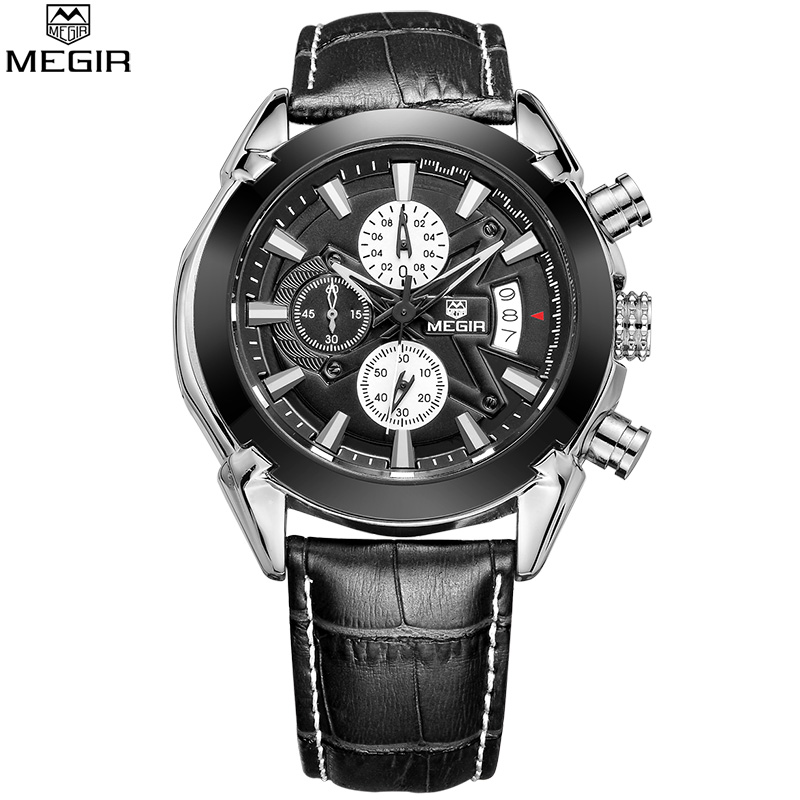 aliexpress buy megir 2020 chronograph sport quartz