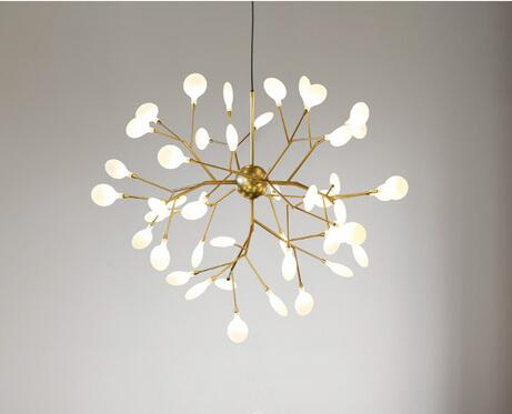 Branch of the art of the modern living room ceiling lamp, LED lamp, creative clothing store cherry blossoms(China (Mainland))