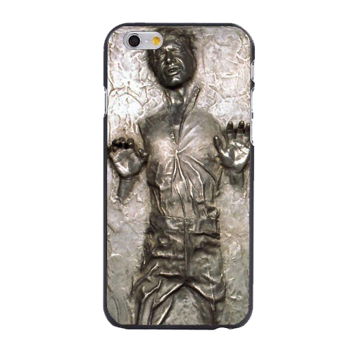 Star Wars Han Solo Frozen in Carbonite Cool Print Hard Cover Case for iphone 4 4s