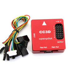 CC3D Openpilot w/ CNC Metal Case Flight Controller 32 Bits Processor For FPV QAV250