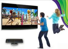 Heißer verkauf! ich Sports Bewegung tv videospielkonsole mit zwei fernbedienung zu spielen 222 spiele für kinder kostenloser versand(China (Mainland))