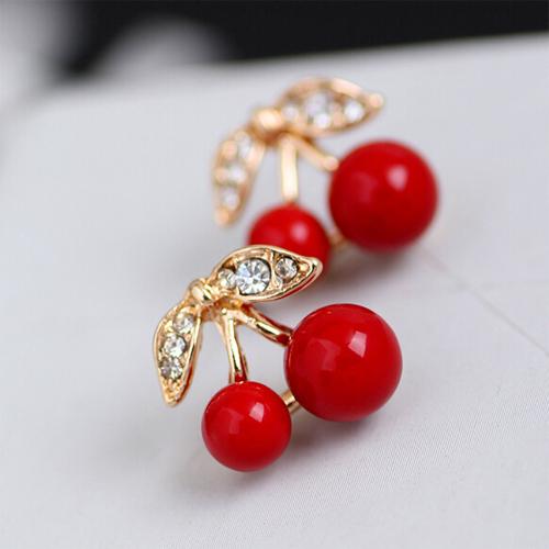 big fake diamond earrings - photo #13
