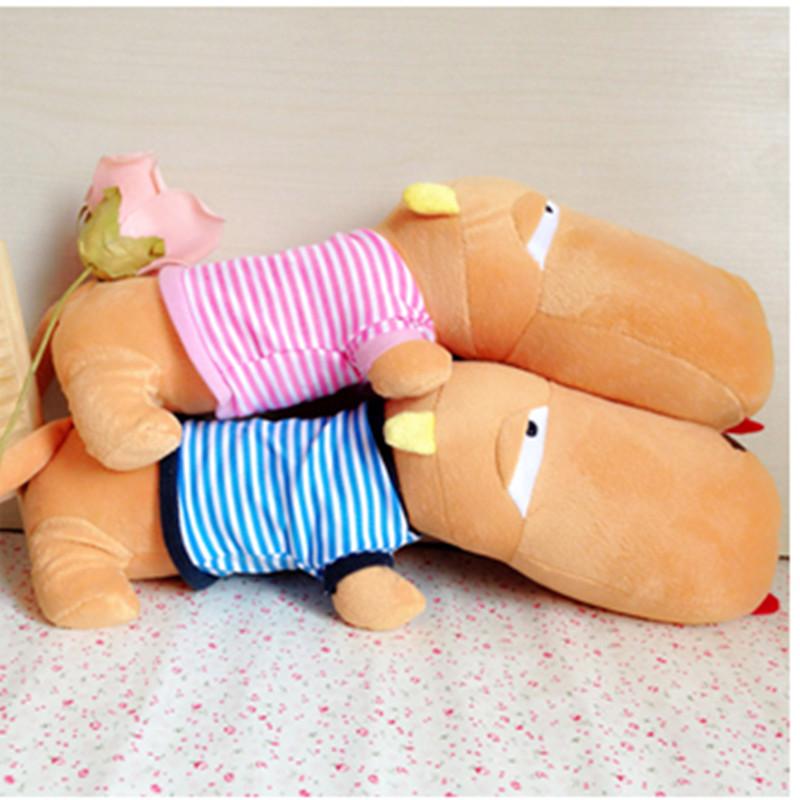 New Year gift plush toy dog Papa bulk of the dog doll pillow cushions valentines woman(China (Mainland))