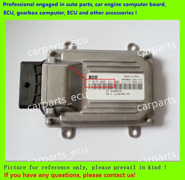 For Hafei Simbo car engine computer board/ECU/ Electronic Control Unit/Car PC/ F01RB0D358 4G15/driving computer(China (Mainland))