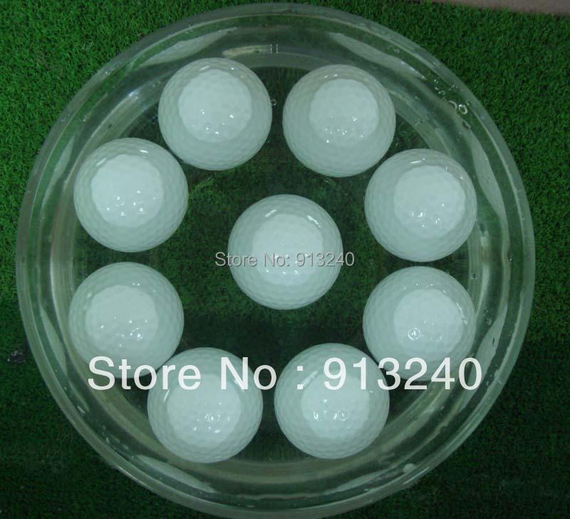 White floating golf balls(China (Mainland))