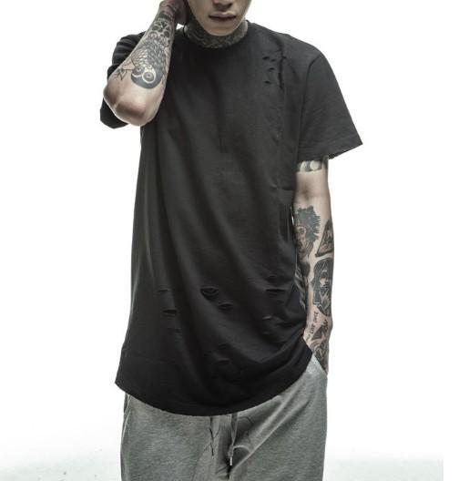 New hiphop streetwear t shirt tops tees urban clothing for Urban streetwear t shirts