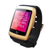 New Fashion Bluetooth Smart Watch U18 Android 4.4 Wristwatch W/ GPS Wifi 4G ROM For IOS Android Dual-core Smartphones