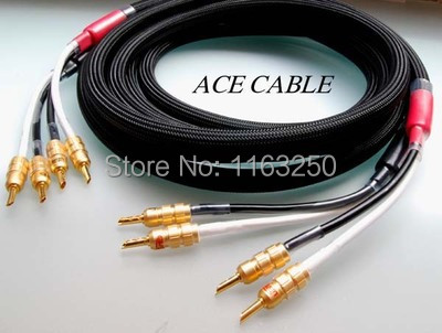 ACE High Quality HiFi Pure Copper Horn Wire made in Taiwan(China (Mainland))