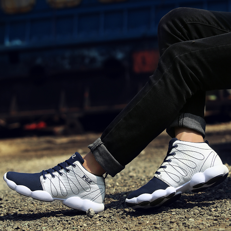 2015 Mens basket-ball shoe rubber jogging shoes mens trainers Fashion men super star gym van shoes cool casual travel shoe(China (Mainland))