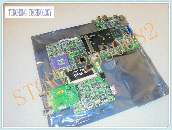 Фотография FOR DELL FOR Dell Vostro 1500 Motherboard System Board 31FM5MB0060 WY041 0WY041