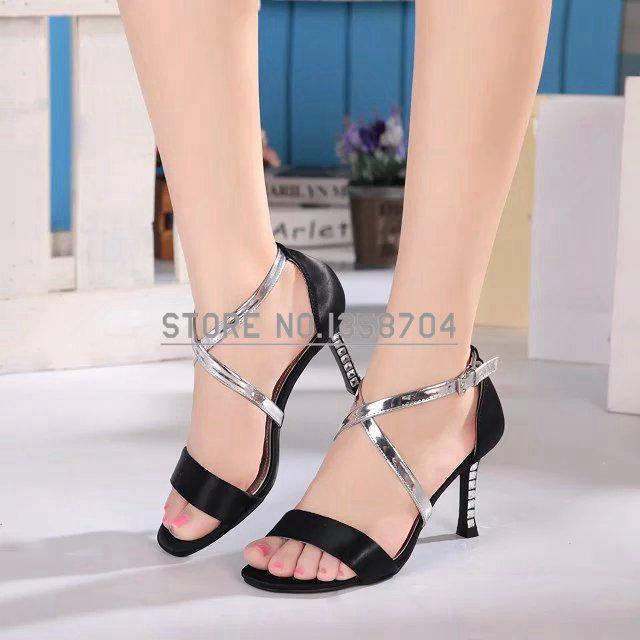 Здесь можно купить  2015 Summer Platform Sandals open front leopard print rhinestone sandal Slippers Women Flip Flop Shoes Sweet Fashion Comfortable  Обувь