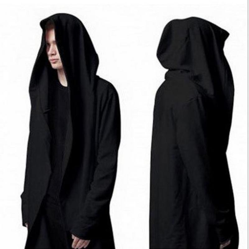 Hooded Long Coat