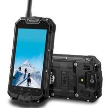 Original Snopow M8 Ip68 Waterproof Dustproof phone smart phone outdoor rugged cell mobile phone  WalkieTalkie android smartphone