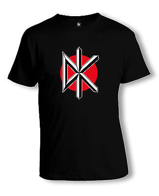 Dead Kennedys Logo T-Shirt | Punk Rock | DKs | Jello Biafra | S-XXL Free Shipping(China (Mainland))