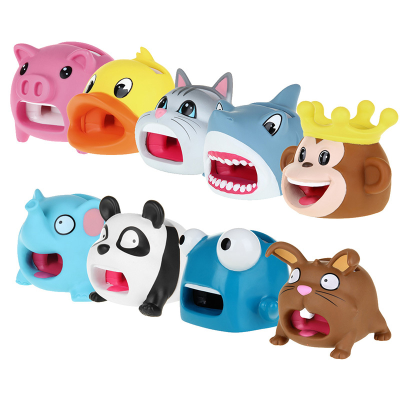 Non batteries operation Enlarges sound by 30db Cute Cartoon Hands-Free Sound Amplifier Stand Speaker Holder(China (Mainland))