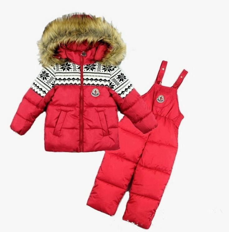Зимний Одежда Комплект Для Ребенка