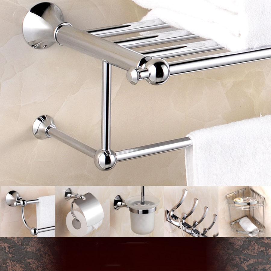 Online Get Cheap Bathroom Towel Holder Set -Aliexpress.com ...