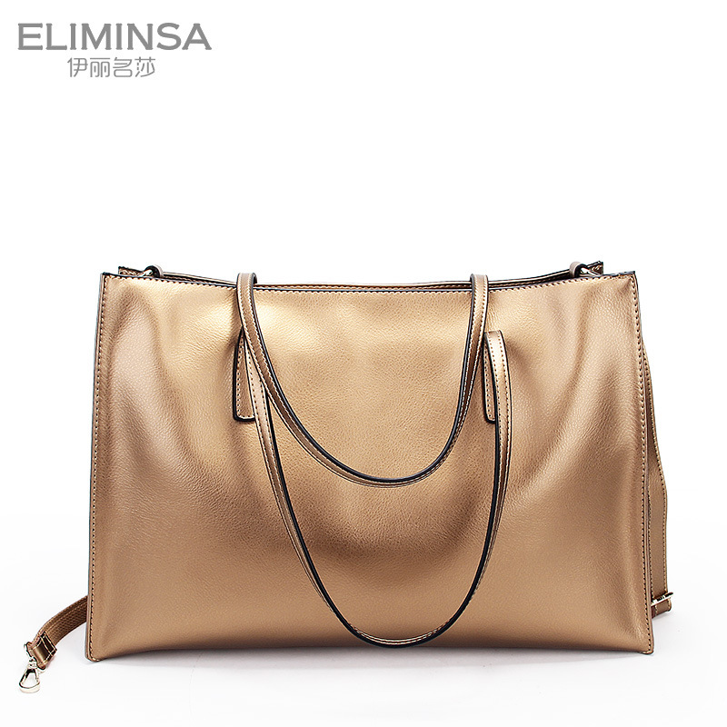 2015 new autumn leather handbag aristocratic temperament pearl leather hand bag Tote Bag Satchel<br><br>Aliexpress